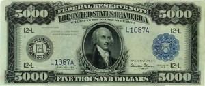 $5000